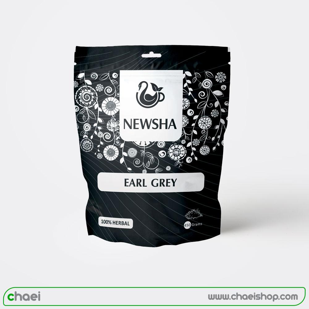 چای ارتدکس ارل گری ۴۵۰ گرمی دوی پک نیوشا