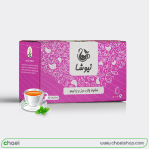 چای به لیمو کیسه ای نیوشا