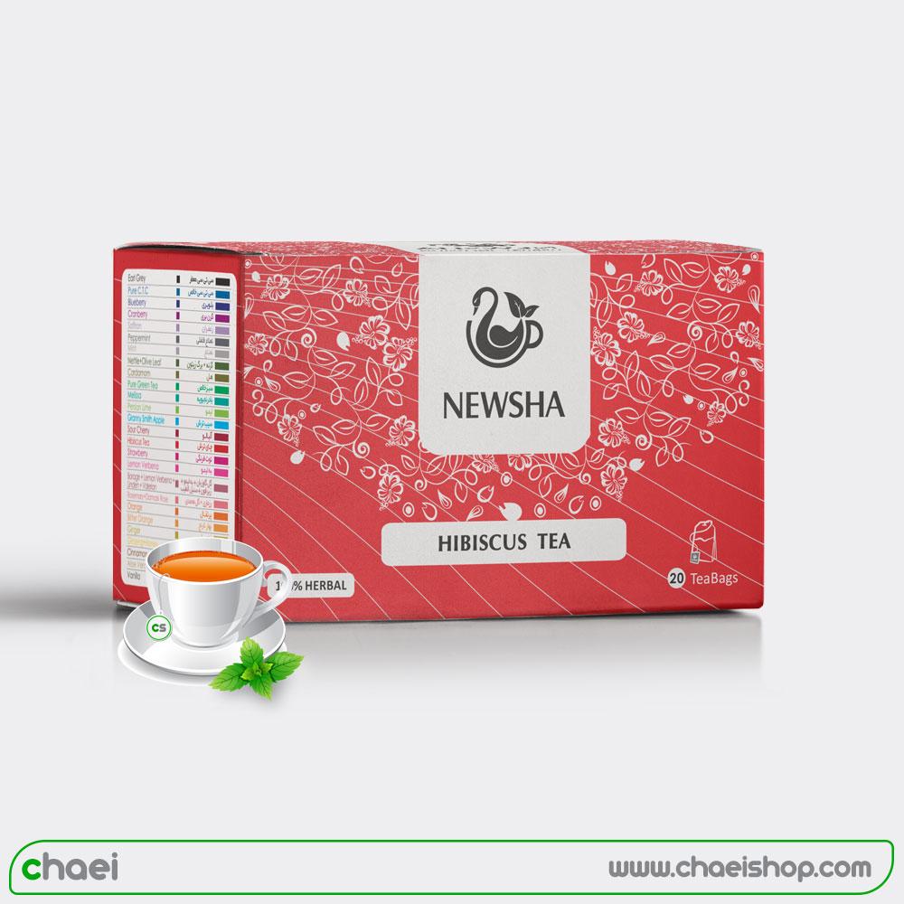 چای ترش کیسه ای نیوشا