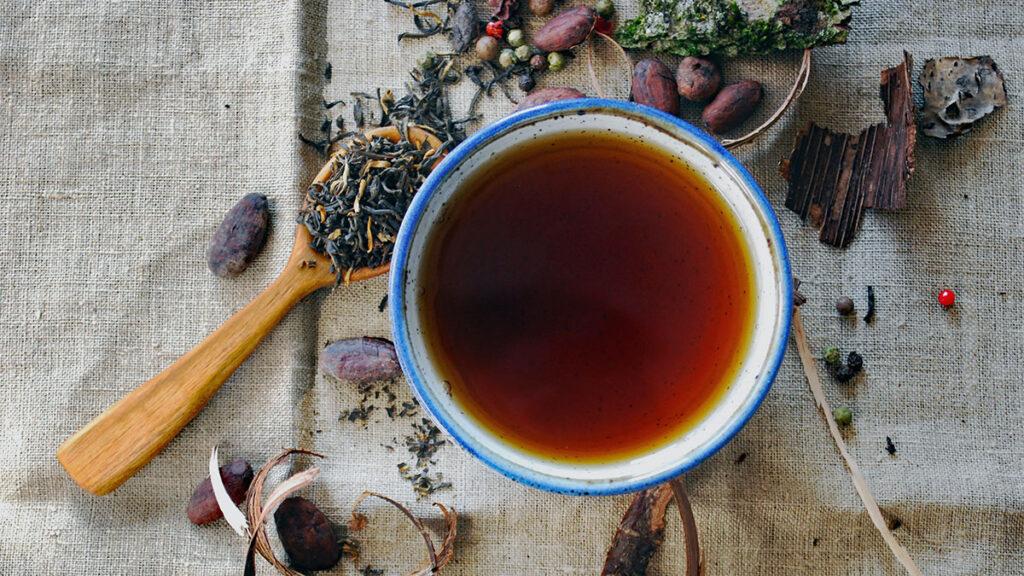 با نوشیدن چای با آنفولانزا مقابله کنید