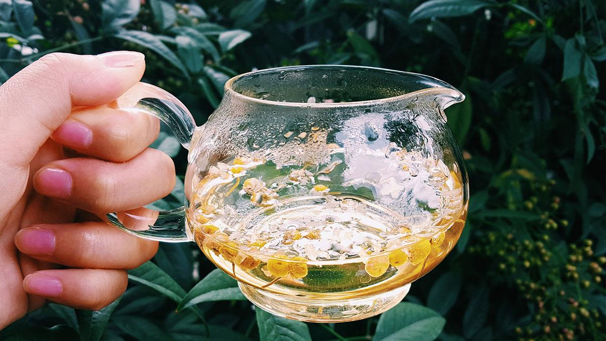 ۴ مزیت شگفتانگیز چای بابونه